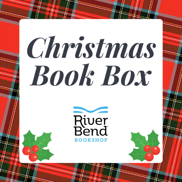 Christmas Book Box at River Bend Bookshop