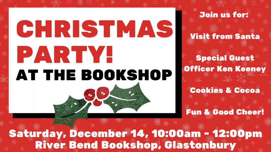 Celebrate Christmas with River Bend Bookshop