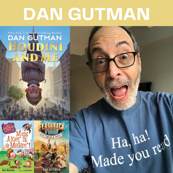 Dan Gutman Books at River Bend Bookshop