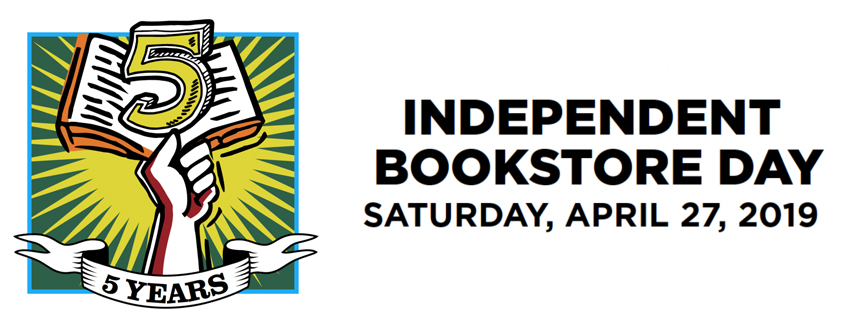 Celebrate Independent Bookstore Day with River Bend Bookshop!