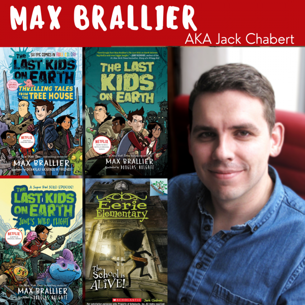 Max Brallier Books at River Bend Bookshop