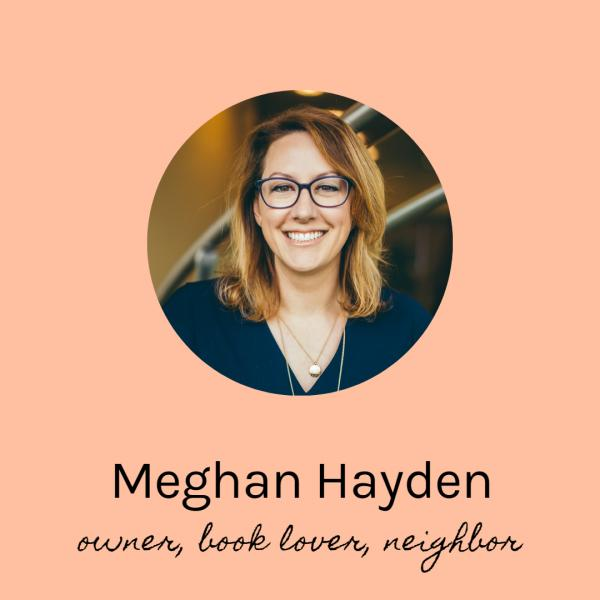 Meghan Hayden River Bend Bookshop Owner and South Glastonbury Resident