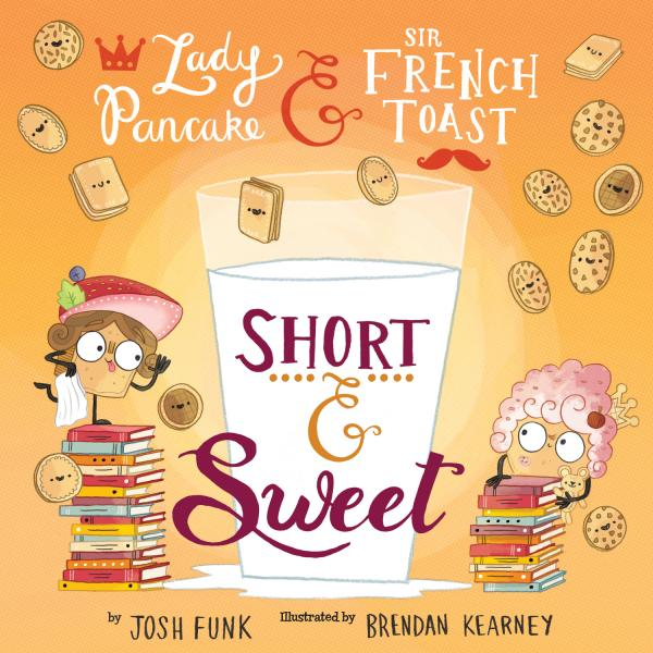 Preorder the New Lady Pancake & Sir French Toast at River Bend Bookshop