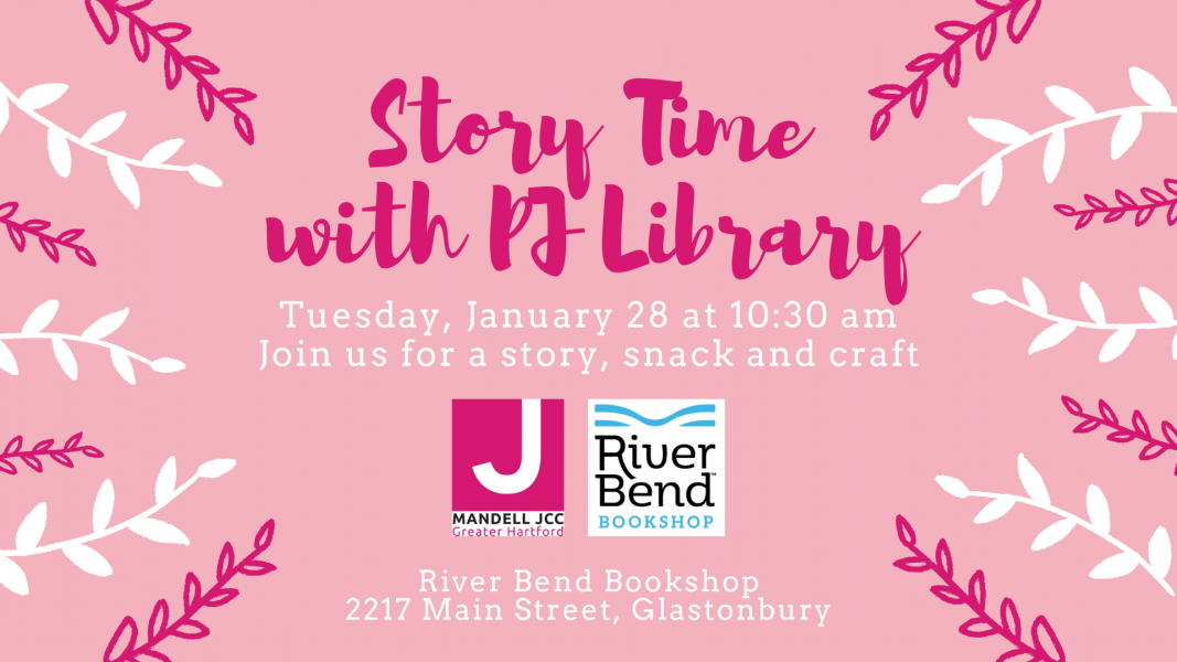 Story Time with PJ Library and Mandell JCC at River Bend Bookshop