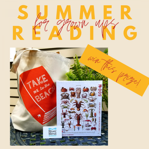 Summer Reading for Grown Ups at River Bend Bookshop
