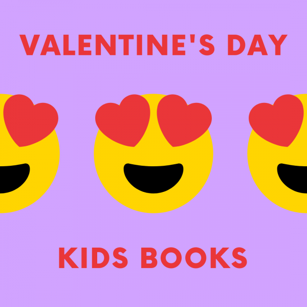 Valentine Books for Kids at River Bend Bookshop