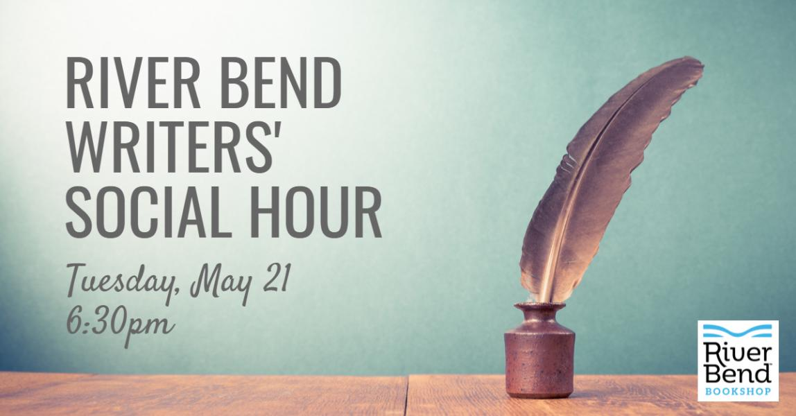 Writers' Social at River Bend Bookshop
