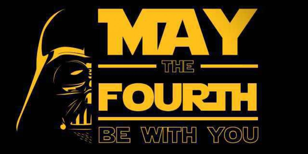 Celebrate Star Wars Day with River Bend Bookshop