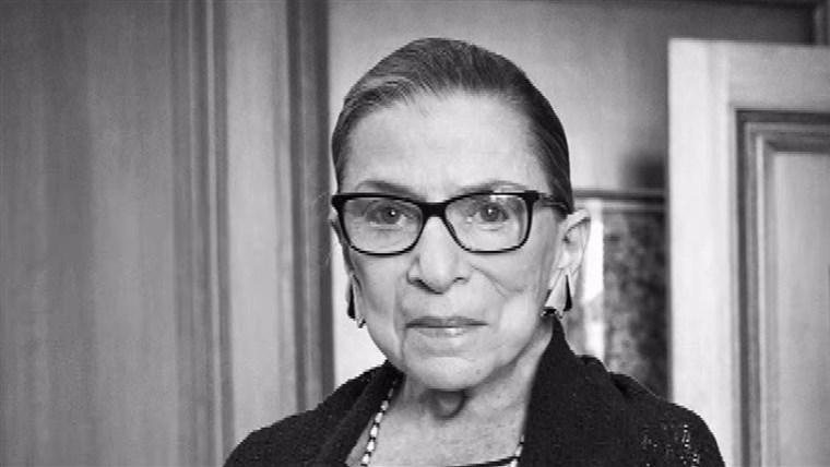 Remembering RBG at River Bend Bookshop