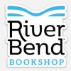 "River Bend Sticker 2""x2"""